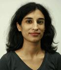 Frau Nalini Kirk