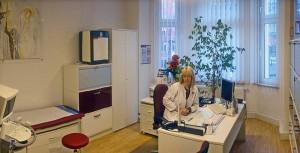 Consultorio medicina general